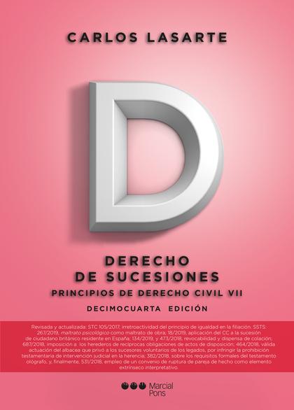 PRINCIPIOS DE DERECHO CIVIL, VII 2019