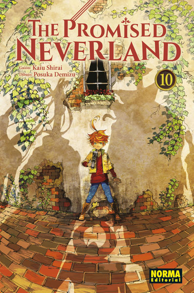 THE PROMISED NEVERLAND 10.