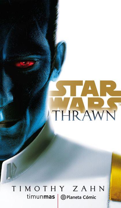 STAR WARS THRAWN (NOVELA).
