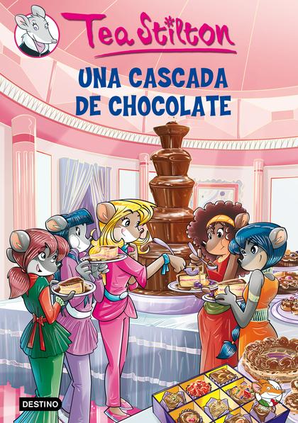 UNA CASCADA DE CHOCOLATE. TEA STILTON 19