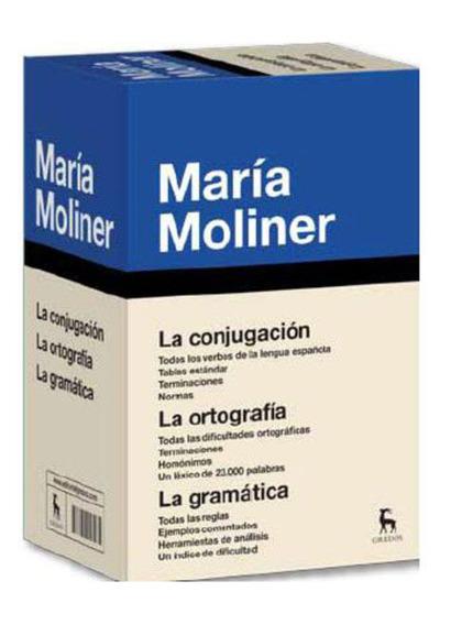 ESENCIAL MARÍA MOLINER.