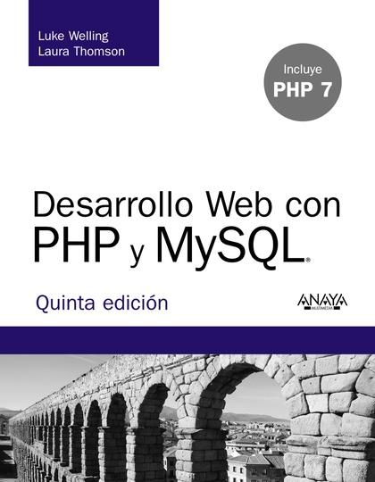 DESARROLLO WEB CON PHP Y MYSQL. QUINTA EDICIÓN.