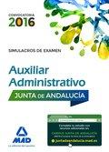 AUXILIARES ADMINISTRATIVOS JUNTA ANDALUCIA SIMULACRO EXAMEN.