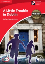 A LITTLE TROUBLE IN DUBLIN, BEGINNER-ELEMENTARY