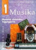 MUSIKA, DBH, 1 ZIKLOKO. MATERIAL DIDAKTIKO LAGUNGARRIA