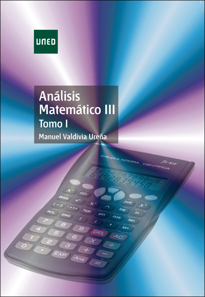 ANÁLISIS MATEMÁTICO III.