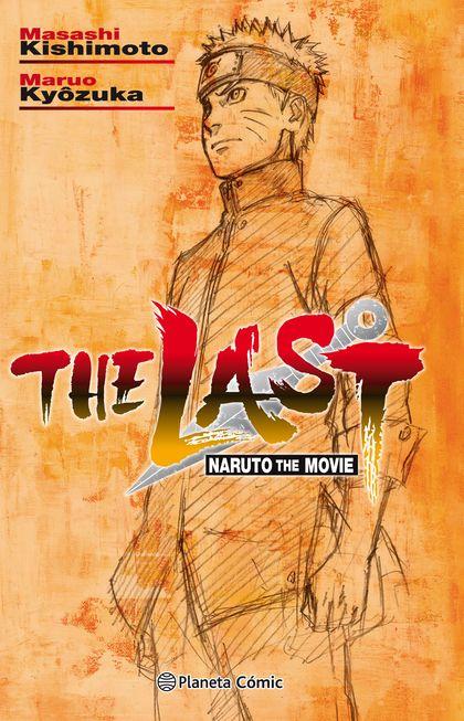 NARUTO THE LAST (NOVELA).
