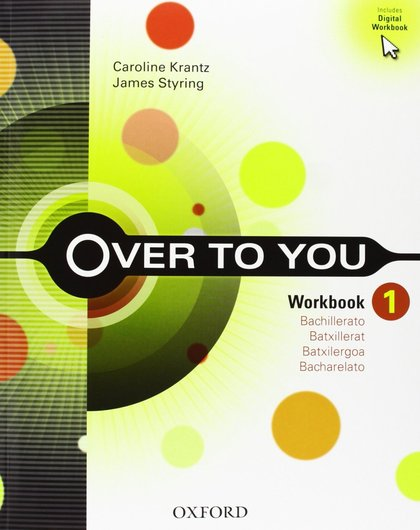 (13).OVER TO YOU 1ºBACH.(WORKBOOK)