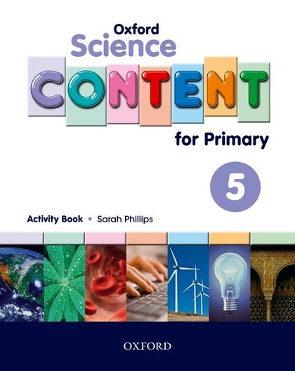 SCIENCE CONTENT 5 AB