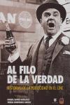 AL FILO DE LA VERDAD: HISTORIAS DE LA PUBLICIDAD EN EL CINE