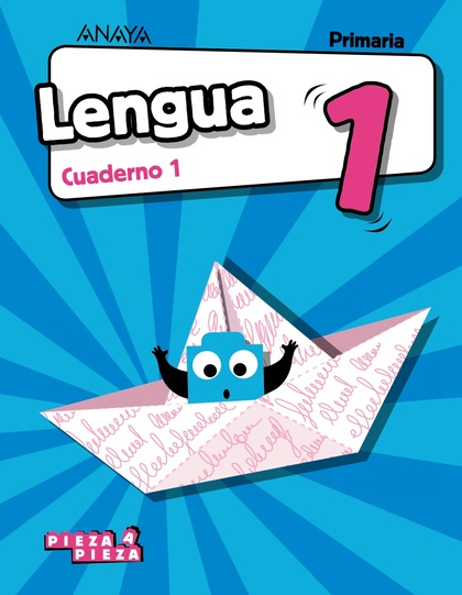 LENGUA 1. CUADERNO 1..
