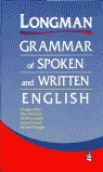 LONGMAN GRAMMAR SPOKEN WRITTEN ENGLISH