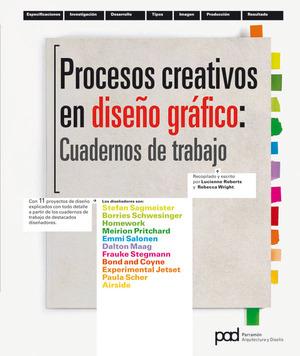 PROCESOS CREATIVOS DE DISEÑO GRÁFICO : CUADERNOS DE TRABAJO