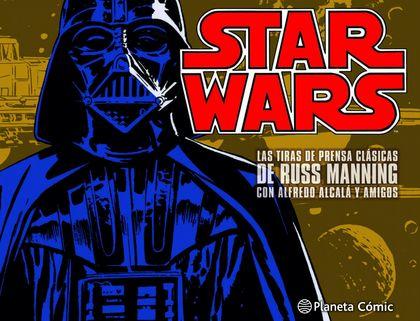 STAR WARS TIRAS DE PRENSA DE RUSS MANNING Nº 01/03.