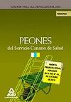 PEONES, SERVICIO CANARIO DE SALUD. TEMARIO