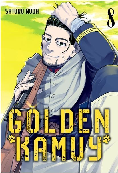GOLDEN KAMUY 8
