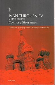 CUENTOS GOTICOS RUSOS II IVAN TURGUENIEV