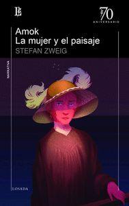 AMOK LA MUJER Y EL PAISAJE