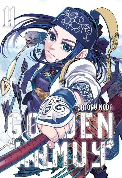 GOLDEN KAMUY 11