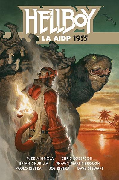HELLBOY 23: HELLBOY Y LA AIDP 1955