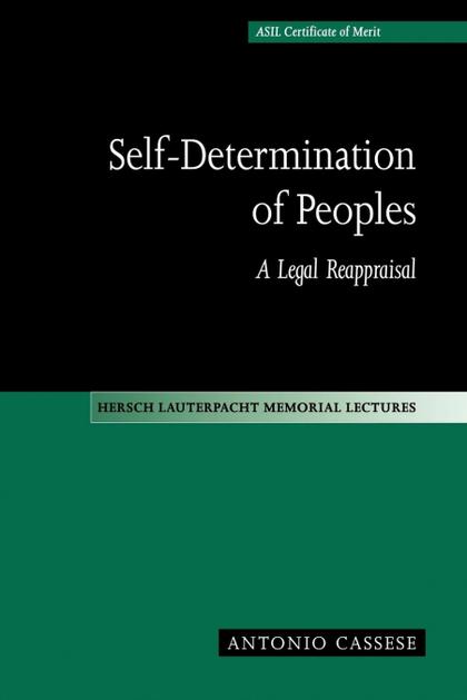 SELF-DETERMINATION OF PEOPLES.