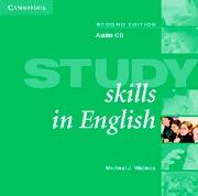 STUDY SKILLS IN ENG CD 2ª ED