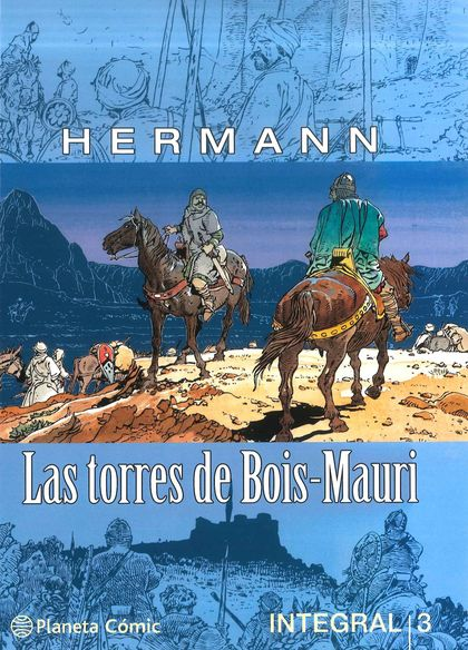 LAS TORRES DE BOIS-MAURI Nº 03/03.