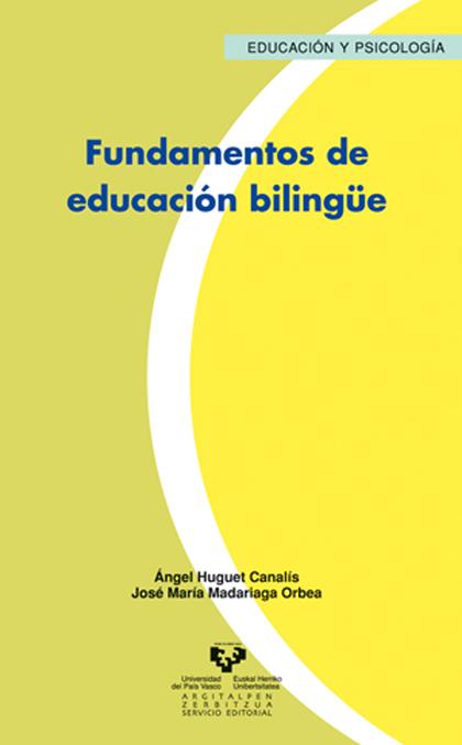 FUNDAMENTOS DE EDUCACIÓN BILINGÜE