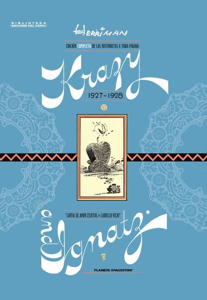 KRAZY 1927-1928  - IGNATZ.