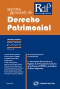 LA INFORMACIÓN TERRITORIAL EN EL REGISTRO DE LA PROPIEDAD : LA INCIDENCIA DE LA DIRECTIVA INSPI