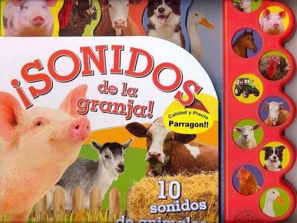 SONIDOS DE LA GRANJA-10 BOTONES
