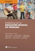 DIDÁCTICA DE LA EDUCACIÓN MUSICAL EN PRIMARIA.