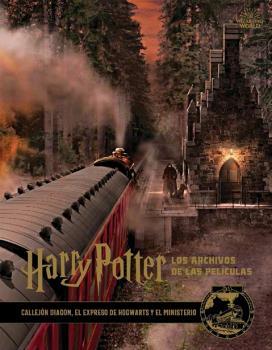 HARRY POTTER: LOS ARCHIVOS DE LAS PELÍCULAS 02.