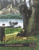 HARRY POTTER LOS ARCHIVOS DE LAS PELICULAS 04 LOS ALUMNOS DE HOGWARTS