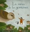 LA NIÑA DE LOS GORRIONES. ILUSTRADOR YOKO TANAKA
