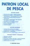 PATRÓN LOCAL DE PESCA.