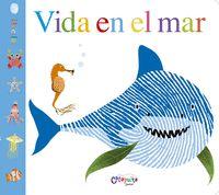 VIDA EN EL MAR (HUELLAS)