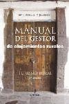 TURISMO RURAL: MANUAL DEL GESTOR DE ALOJAMIENTOS RURALES