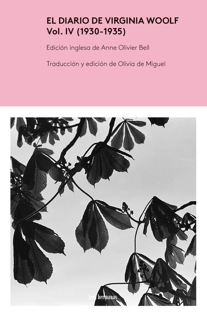 EL DIARIO DE VIRGINA WOOLF, VOL. IV.