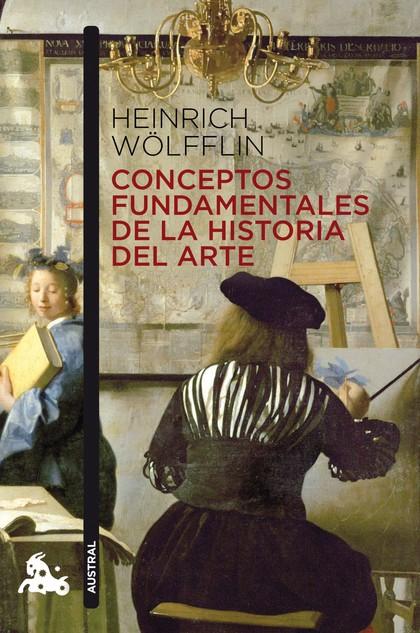 CONCEPTOS FUNDAMENTALES DE LA HISTORIA DEL ARTE.