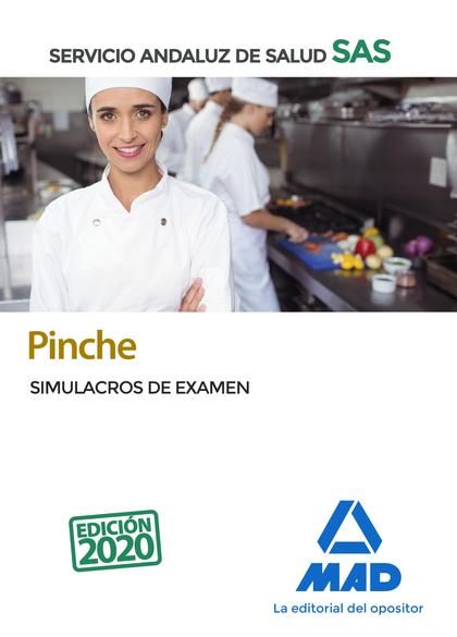 PINCHE DEL SERVICIO ANDALUZ DE SALUD. SIMULACROS DE EXAMEN.