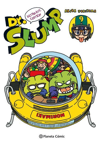 DR. SLUMP Nº 09/15 (NUEVA EDICIÓN).