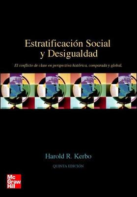 ESTRATIFICACIÓN SOCIAL Y DESIGUALDAD