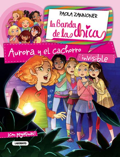 AURORA Y EL CACHORRO INVISIBLE.