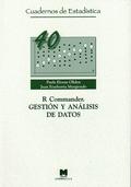 R-COMMANDER : GESTIÓN Y ANÁLISIS DE DATOS