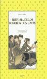 LA HISTORIA DE LOS BONOBOS CON GAFAS
