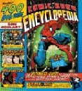 COMIC BOOK ENCYCLOPEDIA NEARLY 400 BIG PAGES