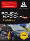 ESCALA BÁSICA DE POLICÍA NACIONAL. SIMULACROS DE EXAMEN 2.