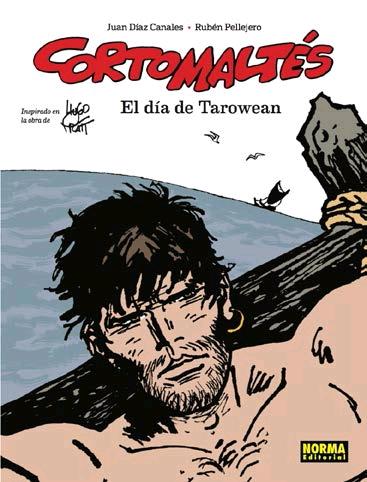 CORTO MALTÉS: EL DÍA DE TAROWEAN (COLOR).