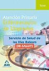 ENFERMEROS DE URGENCIAS DE ATENCIÓN PRIMARIA DEL IB-SALUT. TEST